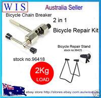 Bike Hub Display Stand/Bicycle Repair Stand with Steel Chain Breaker-96425&96418