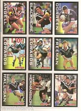 1995 SET OF 90 NEW ZEALAND RUGBY LEAGUE CARDS