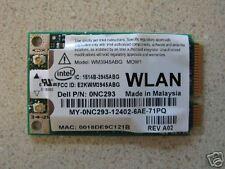 Dell Intel 3945 A/B/G Mini PCI Express Card P/N NC293