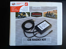 New Honda GL1800 Goldwing CB Radio Kit 2012-2015 08E70-MCA-S40