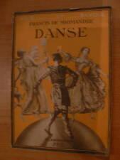 livre art 1935 danse a travers monde age de miomandre