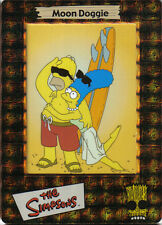 SIMPSONS FILM CARDZ FOIL CEL CARD S-2