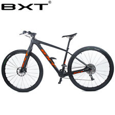 Ultra-light New Carbon Fiber MTB Bike 29er S M L Mountain Complete Bicycles 11*1