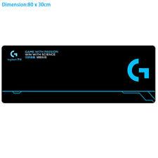 Logitech Gaming Mouse Pad 80x30cm Comfortable Mat NonSlip Rubber Base