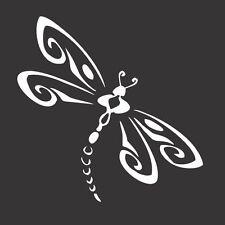 Dragonfly 231 - Die Cut Vinyl Window Decal/Sticker for Car/Truck