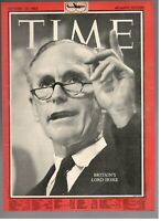 1963 Time Lord Alexander Home Alec-Douglas Only Cover Original to Frame