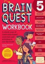 Brain Quest Workbooks: Brain Quest Workbook: Grade 5 Paperback