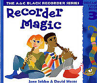 Recorder Magic: Descant Tutor Book 3 ACB5144
