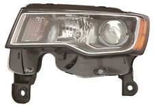 FITS JEEP GRAND CHEROKEE 2017-2018 LEFT DRIVER HEADLIGHT HEAD LIGHT LAMP