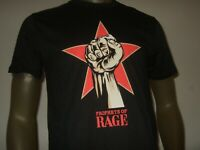 New Mens S Prophets of Rage Clinched Fist Public Enemy Cypress Hill RATM Shirt