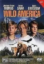 Wild America -  Jonathan Taylor Thomas GENUINE REGION 4 DVD RARE AS NEW HTF '