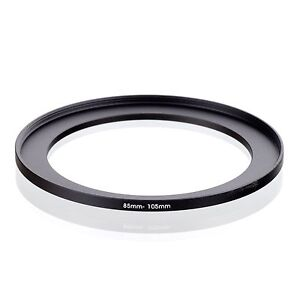 85mm-105mm 85mm to 105mm  85-105mm Step Up Ring Filter Adapter for Camera Lens