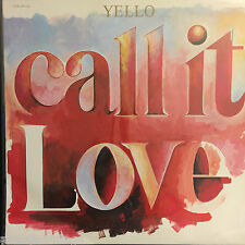 "LP/Vinyl-YELLO call it love 12"" MAXI 45T"
