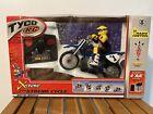 Mattel Wheels Tyco R/C Xtreme Mini Cycle Jeremy Mcgrath Vintage In Box VTG
