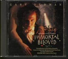 IMMORTAL BELOVED Soundtrack 1990 CD GARY OLDMAN BEETHOVEN