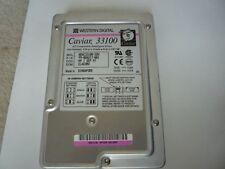 Western Digital WDAC33100 PATA/IDE 3.1 GB Hard Drive