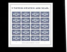 FOREVER UNITED STATES AIRMAIL  SHEET  OF 20 SELF ADHESIVE STAMPS BRAND NEW XFINE