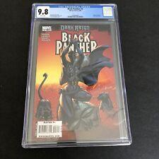 BLACK PANTHER #3 CGC 9.8 Shuri J. Scott Campbell