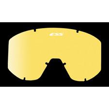 ESS Striketeam Replacement Ballistic Goggle Hi-Def Yellow Lens Shield 740-0315