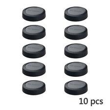 10pcs Camera Rear lens cap cover for Fujifilm Fuji FX X mount