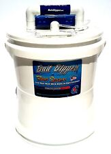 BAIT SAVER Live Well Bait Kit, Aerator, Tackle Box, Net, LED Light & More