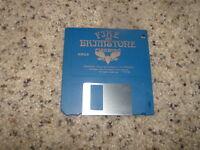 "Fire and Brimstone for the Commodore Amiga 3.5"" floppy disk"