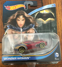 BRAND NEW!!! Hot Wheels WONDERWOMAN Vehicle Car Toy. FREE SHIPPING