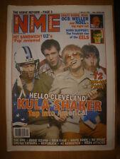 NME 1997 MAR 1 KULA SHAKER OCS EELS U2 ORB NO DOUBT