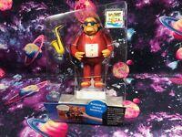 The Simpsons Bleeding Gums Murphy Figures Series 6 Interactive Playmates 2001