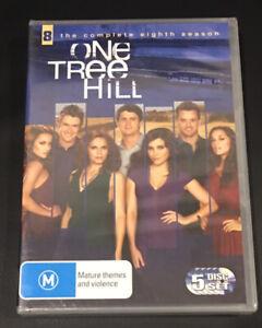 One Tree Hill : Season 8 (2012 :5 Disc DVD Set)Brand New Sealed Plastic Region 4
