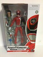 Hasbro Power Rangers Lightning Wave 4 Collection - SPD Red Ranger IN STOCK