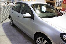 For Volkswagen Golf MK5 / MK6 Hatchback Wind Deflectors Set - 5 door (4 pieces)