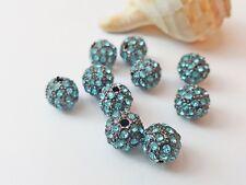 100 Pièces Cire Perles 8 mm Rosa bastelperlen Perles Chaînes