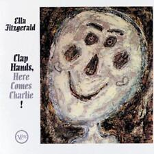 Ella Fitzgerald - Clap Hands, Here Comes Charlie! 45RPM 200G 2-LP REISSUE NEW