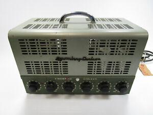 STROMBERG CARLSON AU-57 AMP AMPLIFIER MONO TUBE MICROPHONE SOUND