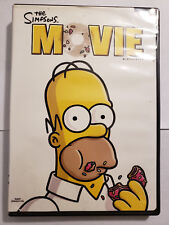 The Simpsons Movie (Widescreen Edition) DVD