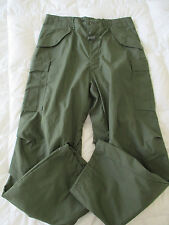 VTG DEADSTOCK NOS Military Cargo Sateen Pants 31 to 35