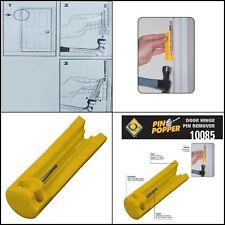 Door Hinge Pin Remover / Popper - Protect Door Trim Hardware - New DIY Hand Tool