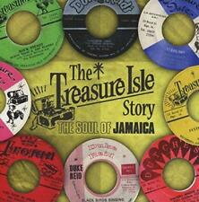 Treasure Isle Story Soul of Jamaica 4x CD Reggae SKA Skinhead
