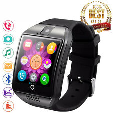 Business Bluetooth Smart Watch Phone Mate CameraFor Android Samsung iPhone X LG