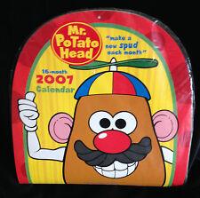 MR POTATO HEAD - 2007 CALENDAR - UNOPENED