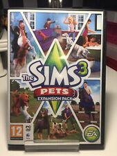 The Sims 3 Pets Expansion Pack Windows PC/MAC Game By EA FREE SHIPPING  Complete