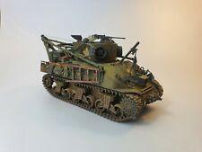 US M32B1 ARV Sherman Vehículo de recuperación blindado 1/35 Construido y pintado