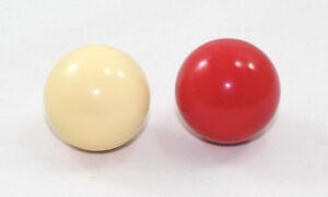 Mini Bilie De Frasco Diámetro 41MM 4 Blancas + 4 Rojo