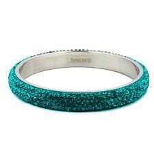 Modeschmuck-Armbänder aus Metall-Legierung mit Türkis-Perlen