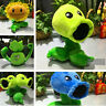 Plants vs Zombies Soft Plush Doll Stuffed Toys Children Kids Gifts FREE SHIPPING