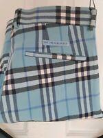 "Mens ***BNWT*** uber chic BURBERRY GOLF cotton twill shorts W34"".... RRP £350"