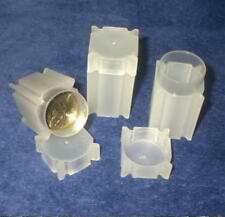 CoinSafe Square Coin Tubes for 1oz Us Gold Eagle Coins Us-Made Pvc-Free `
