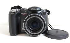 Canon PowerShot S3 IS 6.0MP Digital Camera - Black