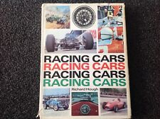 Racing Cars by Richard Hough, Paul Hamlyn, vintage 1966 hardcover dustjacket